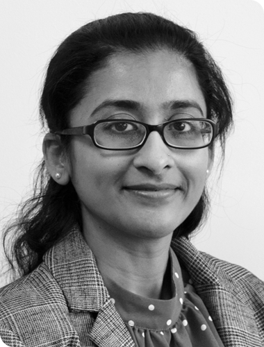 SORANGI SHAH <br />Senior Client Manager (London) - image